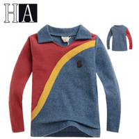 Next Childrens Clothing Autumn Spring Baby Boys Fashion Splice Striped Turn Down Collar Long Sleeve Tee Shirt Kids Lycra Tops
