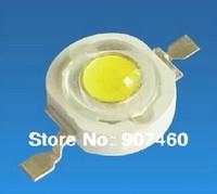 High Power led 1W led 90-100LM 3.4-3.6V 1W White led lamp (White Red Green Blue Yellow Warm White)100pcs/lot