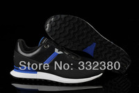 Wholesale Free shipping 2013 New Arrival 911S Design Bounce Superfine Fiber Leather Shoes Mens Athletic Running Shoes