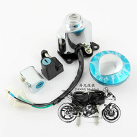 For Honda VLX Steed 400/600 CA250 Motorcycle Ignition Switch Lock Key Gas Cap Cover