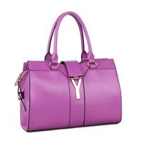 Fashion Women Leather Handbag Genuine Leather Women Messenger Bags Cowhide Brand Designer Women Bag HB-058