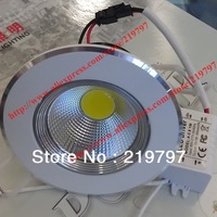 4.3inch COB10w led downlight dimmable rotated TH43 for interior lighting art room museum office reading room + 20pc + Discount