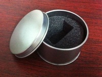 Free Shipping D6.5xH4cm round Tin gift Storage Can, Metal cans favors gift Holder Boxes, 45pcs/lot