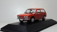 IXO / Altaya 1:43  VOLKSWAGEN BRASILIA  Diecast  car model