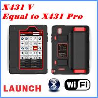 Original LAUNCH  Tablet PC Diagnostic Tool X431 V X431 Pro WiFi/Bluetooth Diagnosis Update online Multi-Language