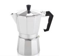 Bialetti,Inoxpran's supplier! 3/6/9/12cups Alumnium Moka pot/ Espresso Coffee Maker