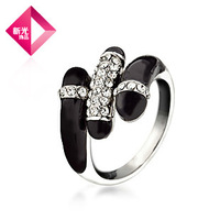 free shipping new arrival Neoglory With Ziron Platinum Plated Vintage Rings 2013 Rhinestone Gift New Arrivalol