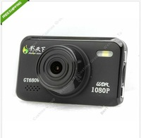 "Free Shipping!!Shadow GT680W 2.7"" Full HD 1080P In Car DVR Dash Camera Cam WDR Voice indicator"