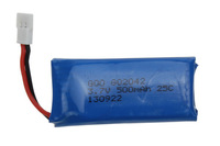 5 pcs 3.7V 500mAh 25C Battery For Hubsan X4 H107 H107L H107C H107D V252 JXD385 Cheap Price