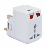 International Universal Travel AC Adapter USB Charger Power Converter Plug EU AU suitable for Iphone,best Christmas Gfit