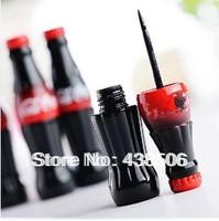 3PCS Free Shipping Waterproof Carbon Black Liquid Eyeliner Eye Liner Gel Makeup Cosmetic wholesale