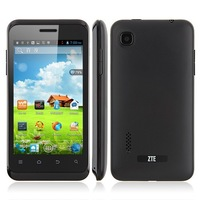 DHL/EMS original phone ZTE V889S 4'' 800x480 screen MTK6577 Dual Core Android 4.1 512M/4G student phone with gift