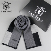 2013 new winter high-end men's scarves scarf wool scarf men Gift Box free shipping classic business00