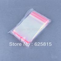 Hot New 100x7x10cm Jewelry Ziplock Zip Zipped Lock Reclosable Plastic Poly Clear Bag 60-361