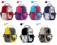good quality/multifunctional school backpack/children backpack/many colour in stock
