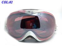 New arrival super horizon Unisex Snowboard Ski Goggle Double Lens AntiFog UV400 Protection Snow goggles best Christmas Gift