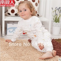 60~110cm boy/girl set newborn/baby/child underwear/clothes/clothing 100% nature cotton free shipping
