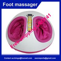Smart foot massager latest design foot relax massager Pressure Foot Machine infrared heating kneading foot massager