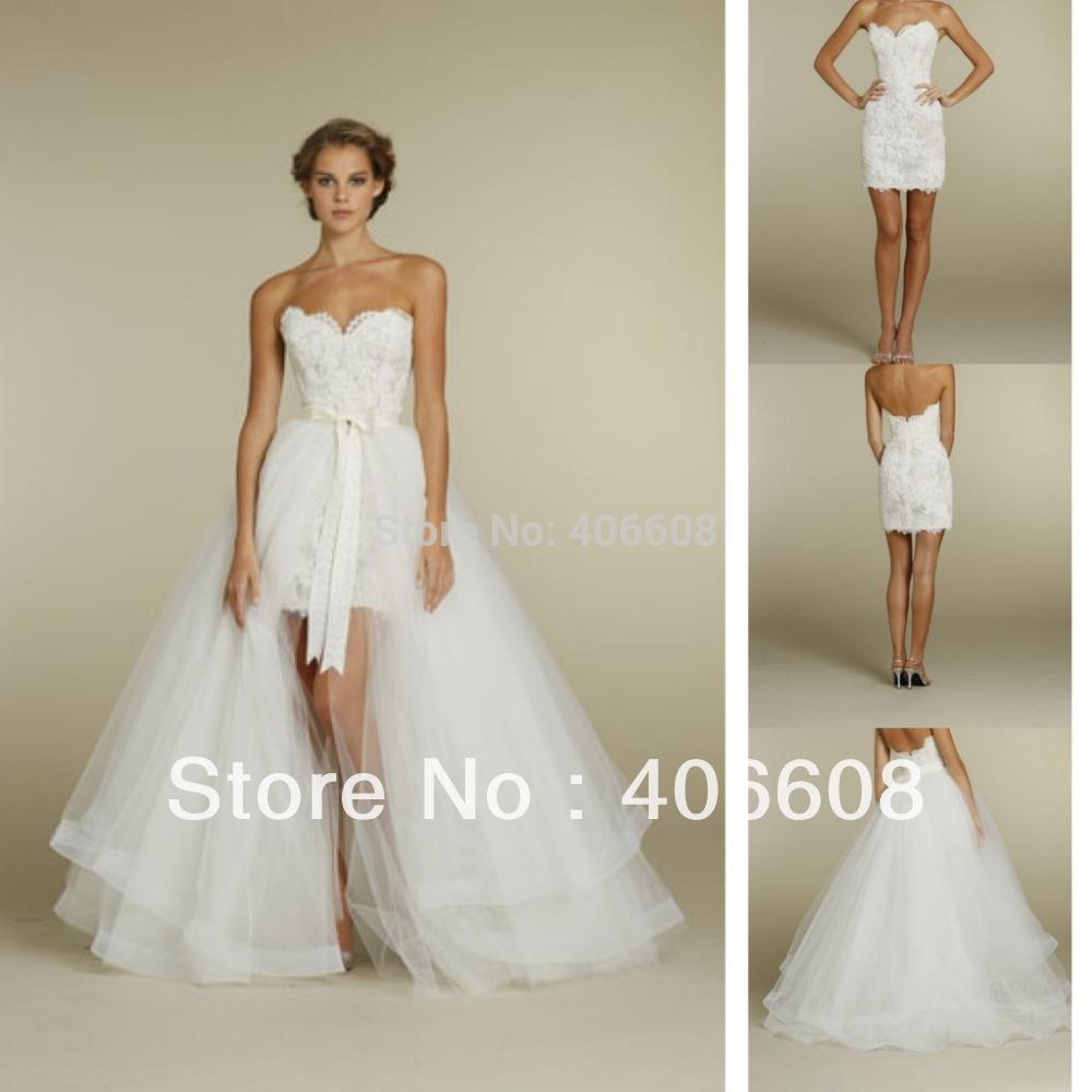 Chiffon dresses bridesmaid dresses with detachable skirt detachable skirt wedding dress 2 pieces orders 2 item type wedding ombrellifo Choice Image