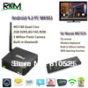 New Arrival! RKM MK902 Quad Core Android 4.2 RK3188 2G DDR3 16G ROM Bluetooth Build in Camera & Microphone [MK902/16G+MK702II]