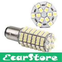 Car 1157 P21 5W 1016 Turn Signal Back Up Bulb Lamp 3528SMD White 120 LED Light 12V