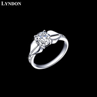 [Attached Appraisal Certificate]  Boutique 925 Sterling Silver Inlaid  Eight Arrows Eight Heart Switzerland CZ-Diamond Ring