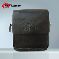 Free Shipping 2014 New Leather BAG Men's Messenger Bags Fashion Casual Business Shoulder Handbags for man BAG Purse 1547