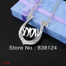 wholesale horseshoe necklace