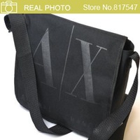 B034 Men's Black Casual Shoulder Bag Messenger Bags Cross Body  Men Japan FREE SHIPPING