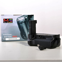 MEIKE Good Quality vertical battery grip for nikon d3100 D3200 EN-EL14 Free Shipping Fast delivery