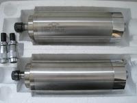 1.5Kw ER16 cnc router water cooled spindle motor AC220V D80MM