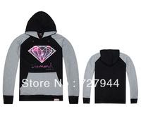 New Arrival Men Hoodies Diamond Supply Co Free Shipping Cheap Sale Diamond Logo Sweatshirts,Cheap Sale Sport Hoody,Mix/min Order