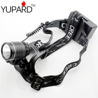 YUPARD  XM-L2  Headlight bicycle light Headlamp cycling light 2000Lms 3modes Waterproof bike Light super T6