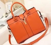 Y brand  PU leather famous brand fashion kors element women genuine leather shoulder channel PU women shoulder bags