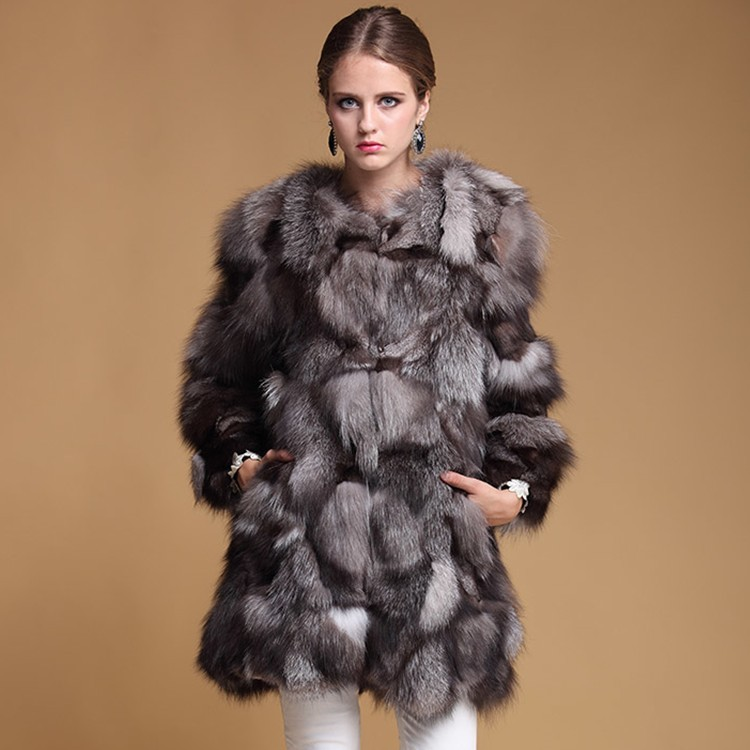 Genuine Fur Coats For Women | Down Coat