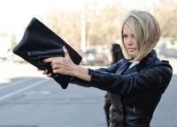BIG PROMOTION !!! free shipping 3d cartoon bags woman cool pistol Day clutch PU bags fashion style pistol bag 3D cartoon bags