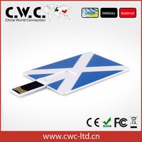 Free shipping and wholesale 2014 new personal flash card flag of  Scotland 32gb 16gb 8gb 4gb 2gb pendrive 32gb