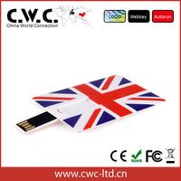 Free shipping and wholesale 2014 new personal car key UK flag 32gb 16gb 8gb 4gb 2gb external storage