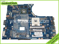 LA-8002P Laptop Motherboard for lenovo Y580  Intel HM76 Non-intergrated NVIDIA N13E-GE-A2 DDR3  full tested 50% off shipping