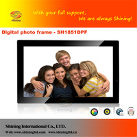 18.5inch different types photo frames SH1851DPF