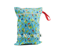 Free shipping! 2 Coolababy  Reusable Cloth Diaper Nappy  Wetbags