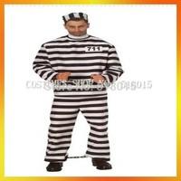 carnival prisoner costumes  AEMC-0229