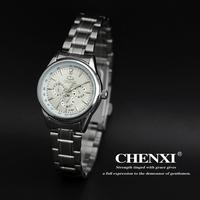 Famous Brand Selling New  Fashion Quartz Watch Relogio Femininos Wrist watch Women Dress Watches Relojes Mujer Drop Shipping 18A