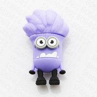 Creative Evil Minions Despicable Me USB 3.0 8GB 16GB 32GB Super-speed Flash Memory Stick Drive U Disk Thumb/Car Free Shipping