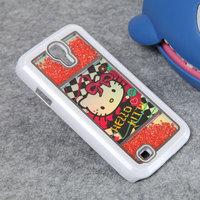 Case for samsung galaxy s4 i9500 hello kitty luxury fashion design free shipping