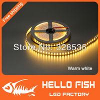 5m 600 LED 3528 SMD 12V flexible light 120 led/m,LED strip, white/warm white/blue/green/red/yellow