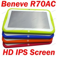 New R70DC Kids Tablet PC Android 4.2 7 inch Capacitive Screen 1024x600 RK3028 Dual Core Bluetooth 1G/8GB Kids Games & EDU Apps