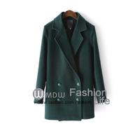 Женская юбка Brief fashion all-match popular woolen skirt a-line skirt step short skirt