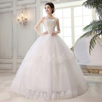Bride Bandage Lacing Wedding Dress 2014 Laciness Bow Free Shipping New Arrivaltube Top Princess Formal Dress