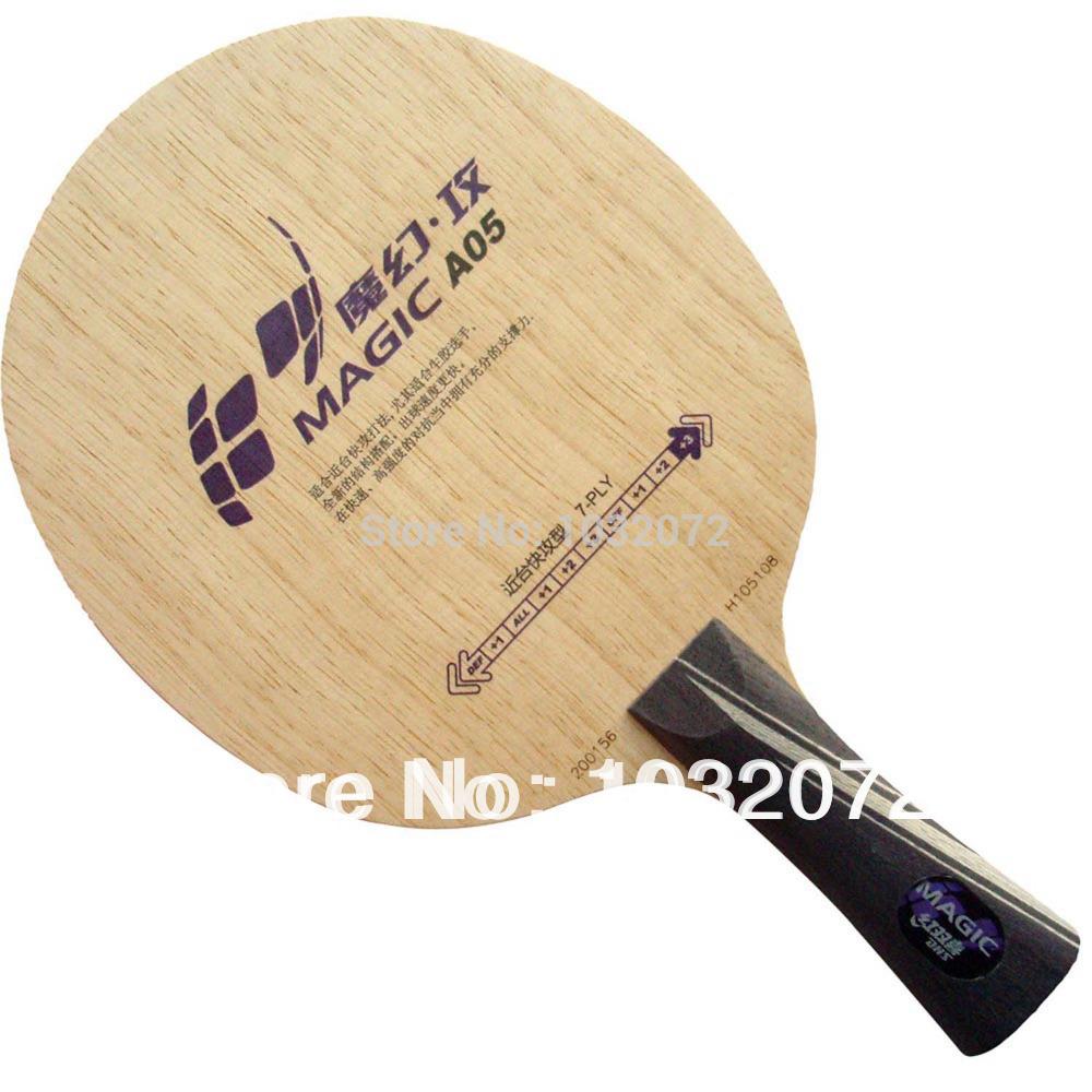 DHS MAGIC A05 Table Tennis / PingPong Blade(China (Mainland))